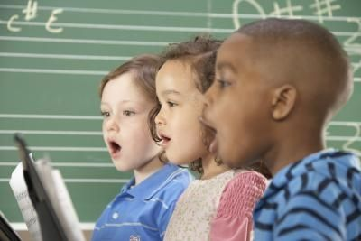 Children's Vocal Lesson