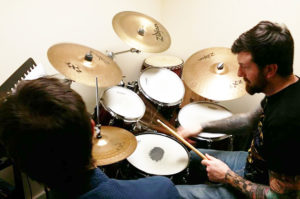 Taunton Music Drum Lesson